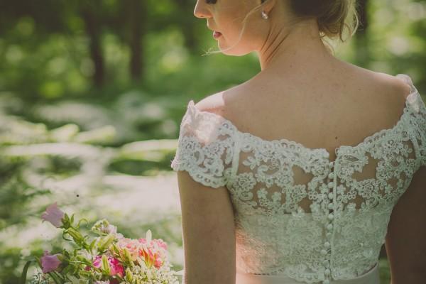 Bruid Wendy Oberink (Nicole Kolkman Photography)