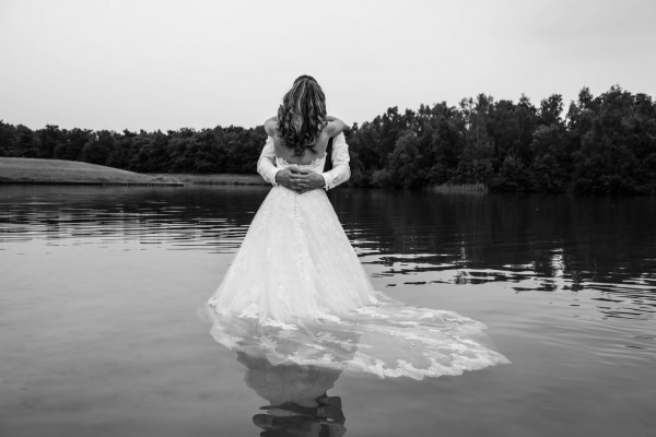 Bruid Laura ter Welle-Roozendal