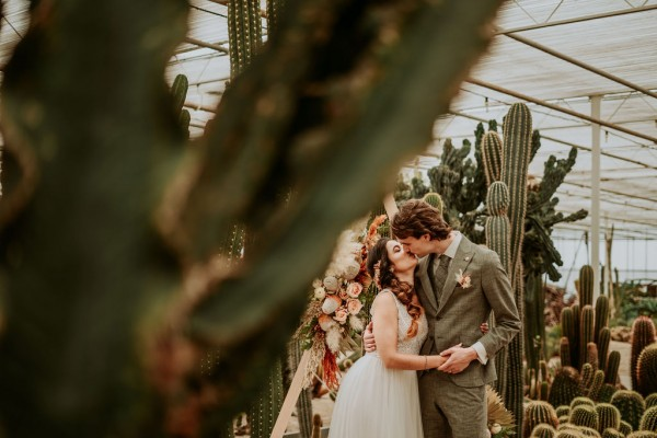 Styled Dessert Shoot: Cactus Oase - BE A CACTUS IN A WORLD OF FLOWERS